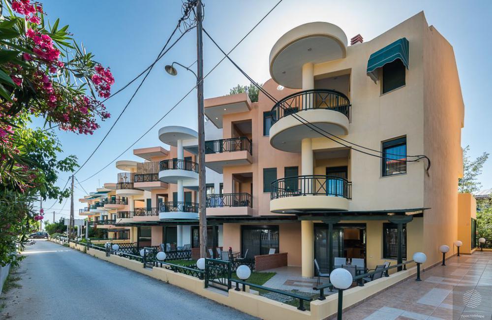 Квартиры в греции солоники