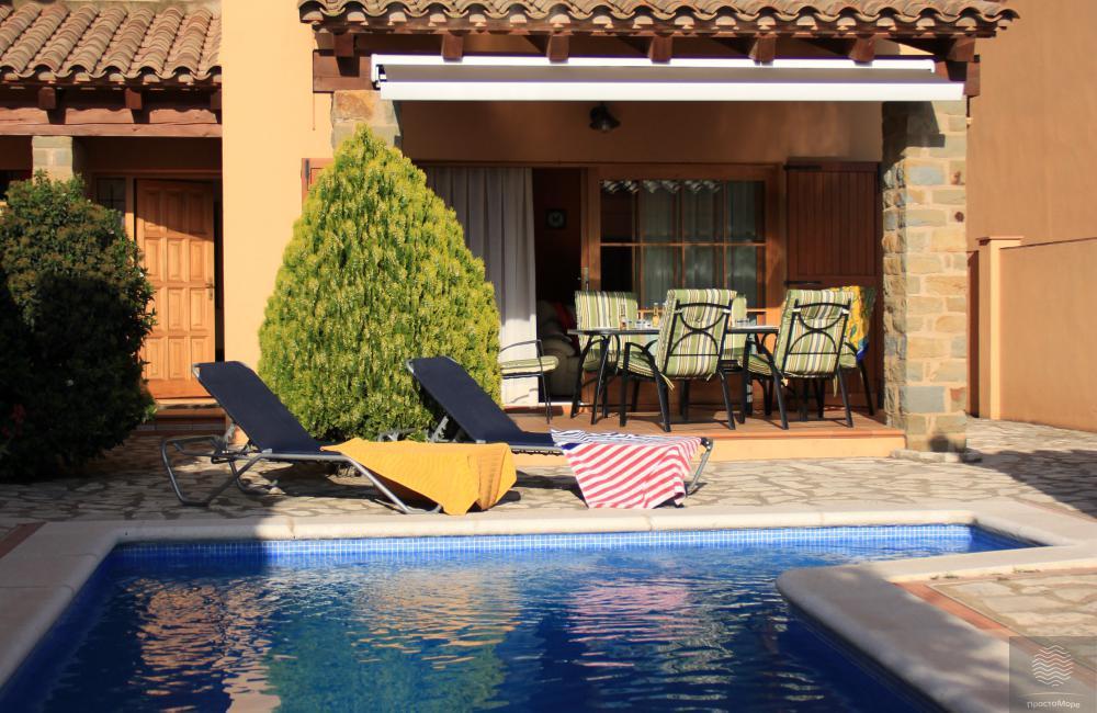 Недвижимость испания купить море