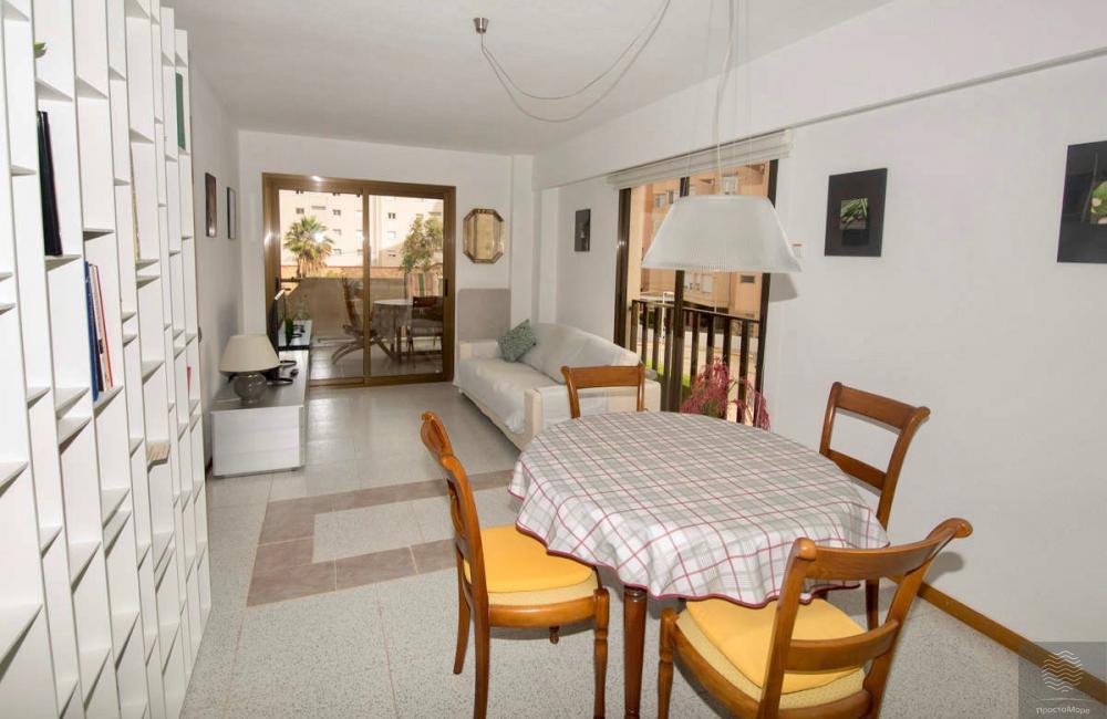 Аренда квартир в испании в кальпе