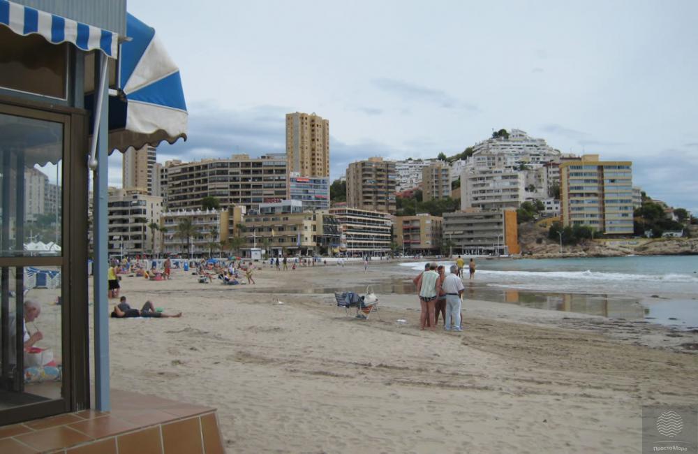 Недвижимость город бенидорм испания фото